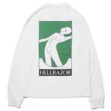 HELLRAZOR X FUTUR DISPOSAL 01 L/S SHIRT