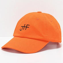 JHF BACK 2 BASICS DAD HAT ORENGE