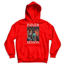 BOW3RY INNER DEMON P/O HOOD  RED