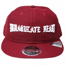 BORN X RAISED IMMACULATE HEART STRAP BACK