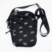 JHF BAD HABIT BAG   BLACK