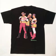 INTERBREED  SALT 'N' PEPA TEE    BLACK