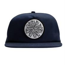 FUCKING AWESOME SPIRAL HAT NAVY