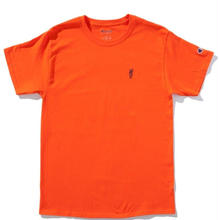 CARROTS ONE HIT TEE ORANGE