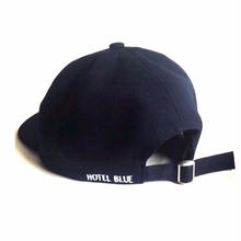 HOTEL BLUE HAT (PINBADGE付)   NAVY
