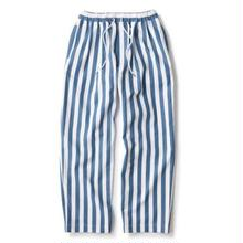 INTERBREED PATTERNED PAJAMA PANTS STRIPE