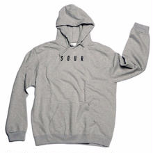 SOUR SOLUTION  ARMY HOOD      GREY