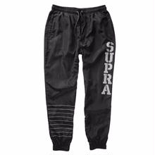 SUPRA FOOTWEAR DASH PANT       BLACK