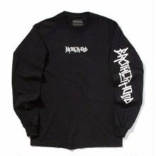 BROTHER HOOD ICONIC L/S TEE BLACK