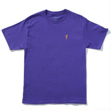 CARROTS ONE HIT TEE PURPLE