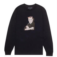 FUCKING AWESOME CHARLIE BABYLON L/S TEE-BLACK