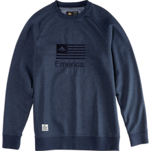 EMERICA  ARROWS CREWNECK  NAVY