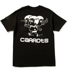 "CARROTS ""CONJOINED"" TEE     BLACK"