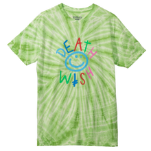 DEATHWISH WORLD PEACE TEE TIE DIE