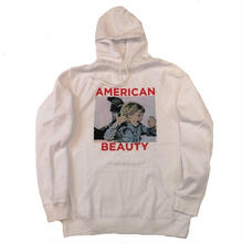 BOW3RY AMERICAN BEAUTY P/O HOOD  WHITE