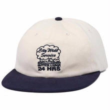 BUTTER GOODS XLABOR  CITYWIDE SERVICE 6 HAT  NAVY/WHITE