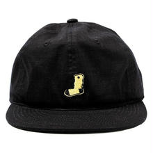 WHIMSY RIPSTOP CLUB HAT BLACK