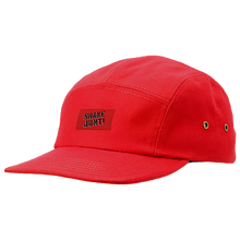 SHAKE JUNT      KILLA 5-PANEL     RED