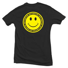 JHF HAVE A NICEDAY TEE  BLACK