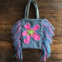 mane   bag(pink&light blue)