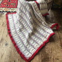 remake blanket red