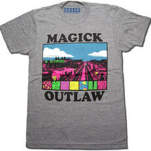 MAGICK OUTLAW [CRAZY TRAIN]