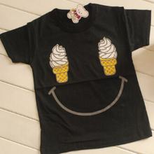 【即納】ソフトクリームTシャツ