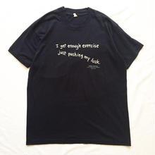 Vintage 1980's  プリント 半袖Tシャツ / 古着 ビンテージ