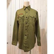 Vintage 60s~ Boy scouts ボーイスカウトシャツ/古着 ビンテージ