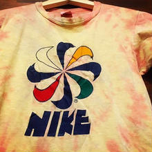 Vintage USA製 80s~ ブート 風車 NIKE ナイキ  Tシャツ/古着 vintage