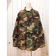 90s US ARMY ミリタリー 迷彩ジャケット/古着 ビンテージ
