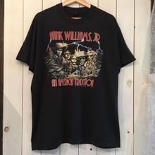 USA製 HANK WILLIAMS JR バンドTシャツ/古着 ビンテージ