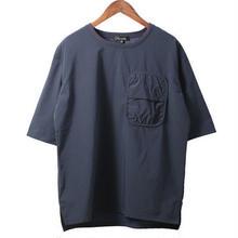 パッカブル多機能合繊  半袖Tシャツ