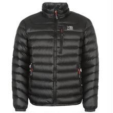 英国直輸入カリマー ダウンジャケット黒 Karrimor Ice Down Jacket Mens Colour:Black
