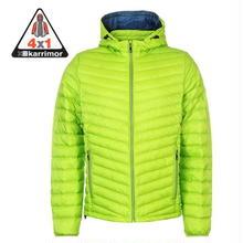 英国直輸入カリマー 4in1ダウンジャケット グリーン Karrimor 4in1 Down Jacket Mens Colour:Green