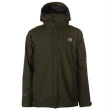 英国直輸入カリマー マウンテンジャケット 色:グリーンシェイド/ブラック Karrimor 3 in 1 Weathertite Jacket Mens Colour GreenShade/Blk