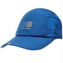 862 カリマー ランニングキャップ ブルー Karrimor Cool Race Cap