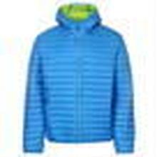 英国直輸入カリマー  フード付きダウンL(UK/M)色:ブルー Karrimor Hooded Down Jacket Mens Colour:Blue