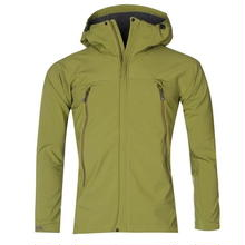 英国直輸入カリマー ジャケット Karrimor Arete Soft Shell Jacket Mens Grasshopper L