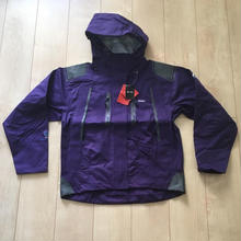 436  REDBOXマウンテンジャケット ゴアテックス同素材 濃紫M