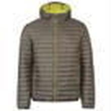 英国直輸入カリマー  フード付きダウンL(UK/M)色:フォレスト Karrimor Hooded Down Jacket Mens Colour:Forest