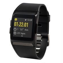 英国直輸入カリマー GPS付きウォッチ Karrimor Excel Activity Tracker Colour:Black