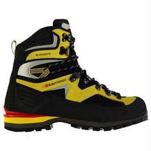 英国直輸入カリマー  クライミングシューズ 色:黒/黄 Karrimor Alpiniste Mens Mountain Boots Black/Yellow