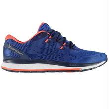 英国直輸入カリマー ランニングシューズ 色:ネイビー/オレンジ Karrimor Rapid Support Mens Running Shoes Colour:Navy/Orange