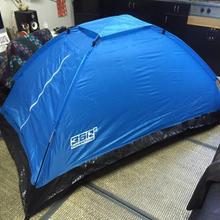 572 本格仕様 超軽量ドームテント( ブルー)