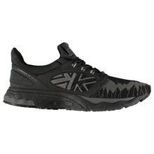 英国直輸入カリマー ランニングシューズ Karrimor Excel 2 Support Mens Running Shoes Colour:Black/Charcoal
