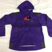 52,45 US REDBOXマウンテンジャケット2.5L  防水透湿高機能素材 紫