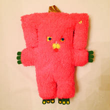 未確認生物 X(エックス)pink×yellow