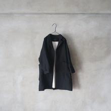 linen coat (Long)