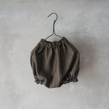 wool check Bloomers